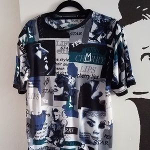 Other - Photomontage Inspired Shirt